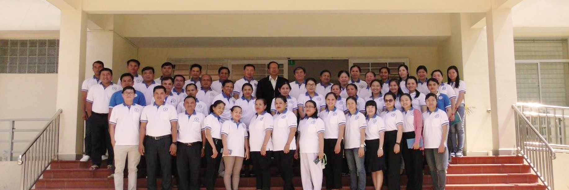 Staff of the National Health Products Quality Control Center